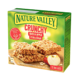 Crunchy Oats & Apple Bars -  12 x 42G