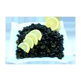 Sliced Black Olives - 250 g