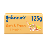 Soft and Fresh Unwind Soap - 125G