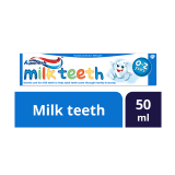 Milk teeth toothpaste - 50Ml
