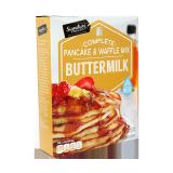 Signature Select Buttermilk Pancake & Waffle Mix - 32Z