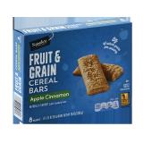 Signature Select Fruit & Grain Cereal Bars Apple Cinnamon - 295G