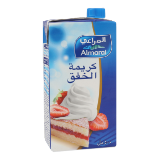 Almarai Whipping Cream 500ml Buy Online On Tamimi Markets