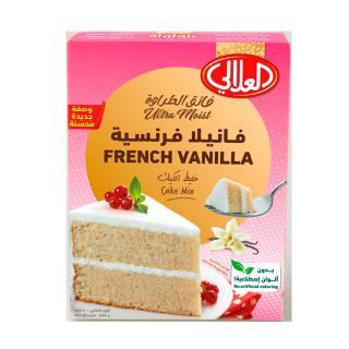 Al Alali French Vanilla Cake Mix 524g Price In Saudi Arabia Tamimi Saudi Arabia Supermarket Kanbkam
