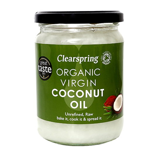 Organic Virgin Coconut Oil - 400G