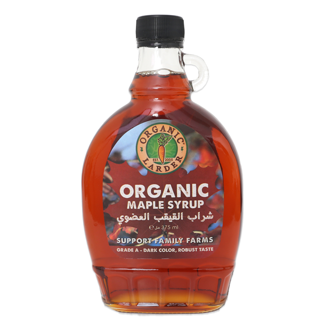 Maple Syrup - 375 Ml