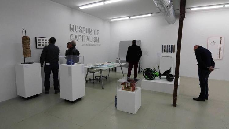Museum of Capitalism: Artifact Donation Drive Event