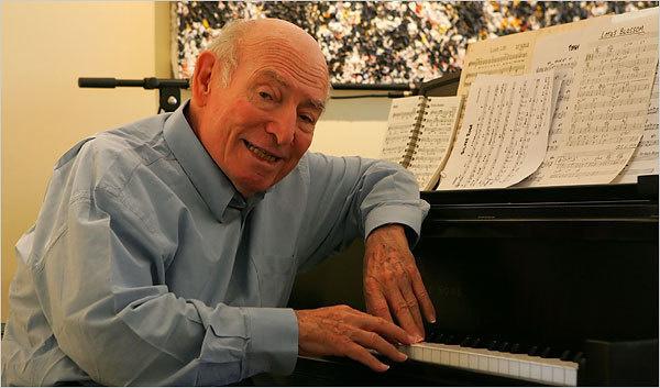 George Wein, Jazz Impresario - Pianist   Eyes of the Entrepreneurs