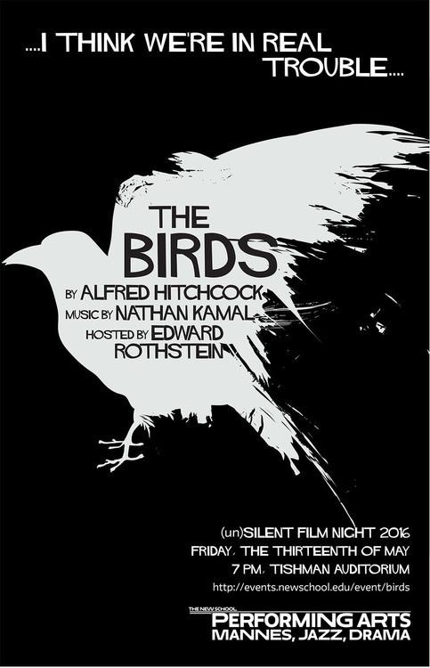 (Un)Silent Film Night: The Birds