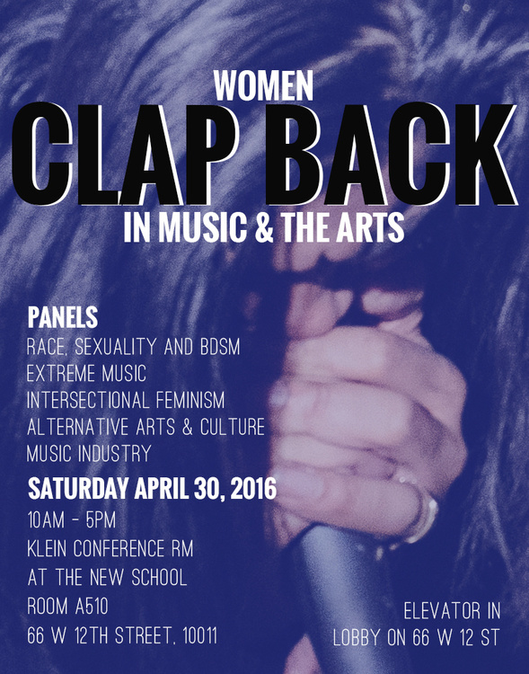 Women CLAP BACK in Music and the Arts