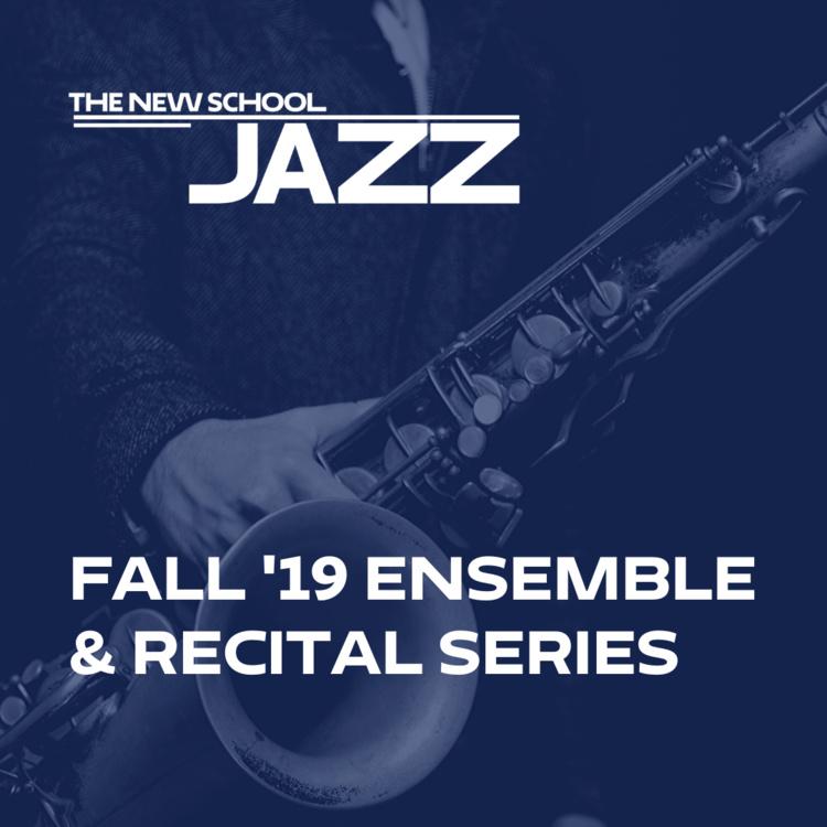 Cross Genre Improv Directed By Brian Marsella   Fall '19 Ensemble & Recital Series