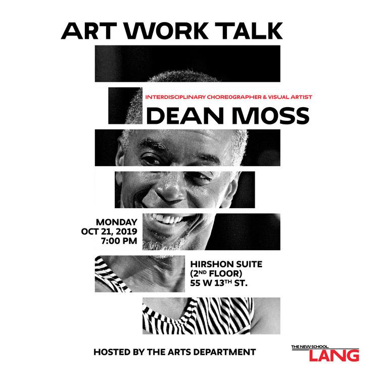 Art Work Talk | Dean Moss