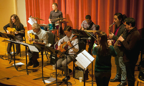 Brazilian Choro Ensemble - The New School for Jazz and Contemporary Music