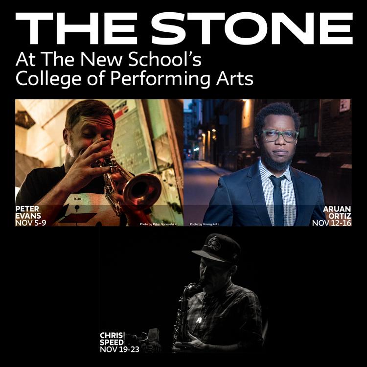 """The Stone Presents Aruan Ortiz """"Inside rhythmic falls""""/Cub(an)ism"""