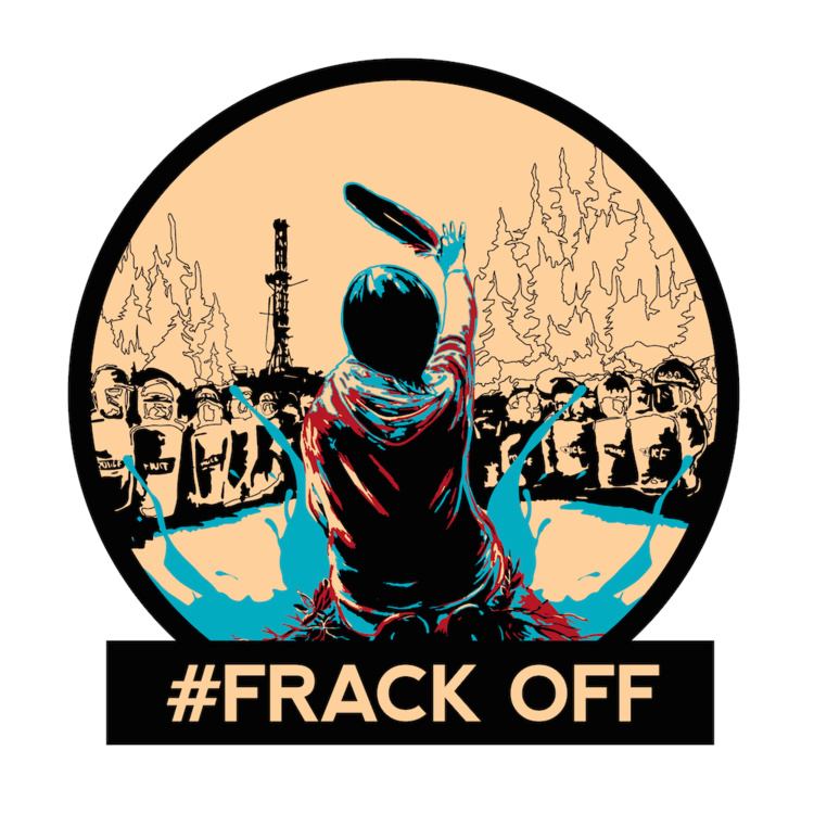 Climate Action Week: #FRACK OFF: Indigenous Women Leading Media Campaigns to Defend our Climate