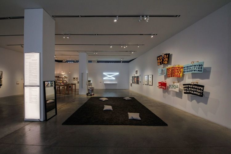 Exhibition Tour: In the Historical Present