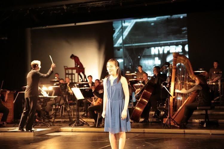 Kaija Saariaho's La Passion de Simone