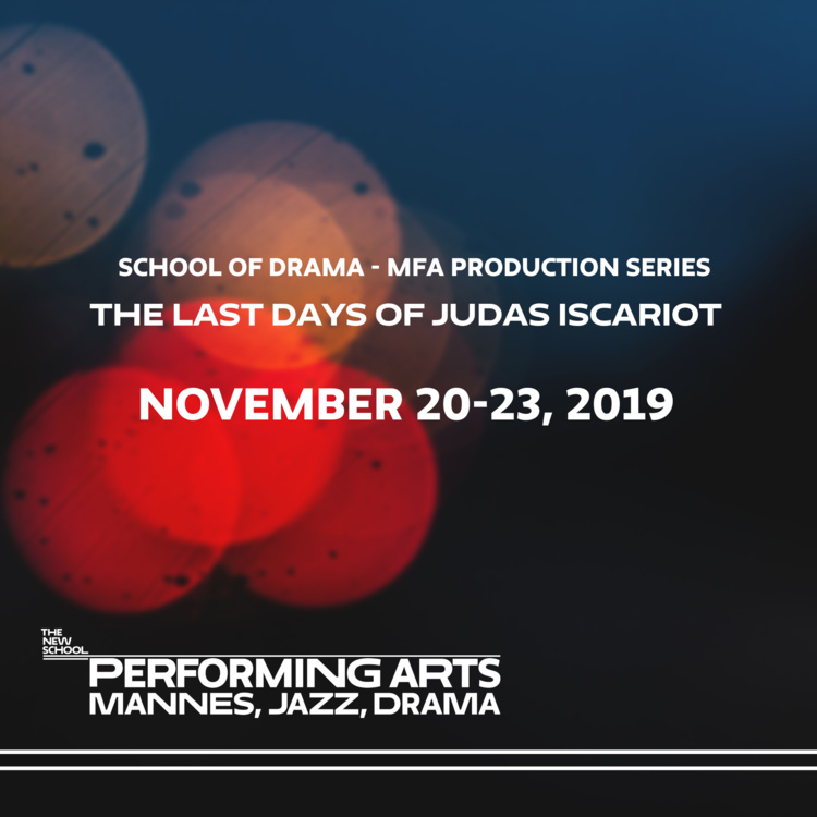 MFA Production: The Last Days of Judas Iscariot