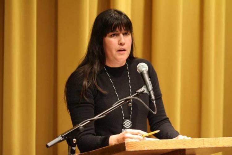 Poetry Forum: Natalie Diaz