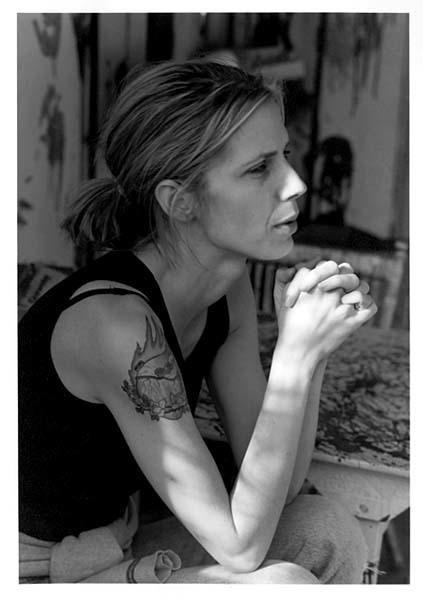 Fiction Forum: Darcey Steinke