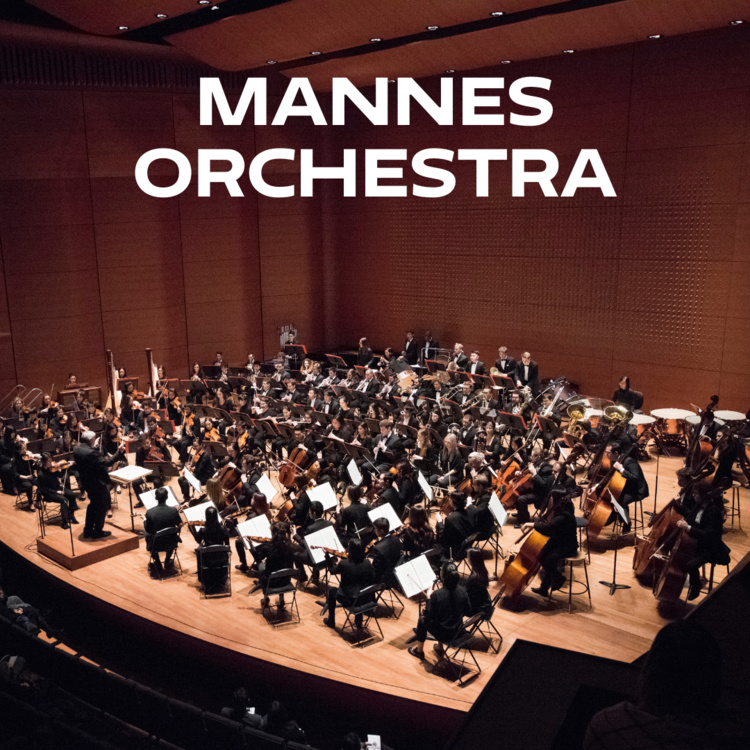 Mannes Orchestra: Student Conductors present Beyer, Crawford Seeger and Kim