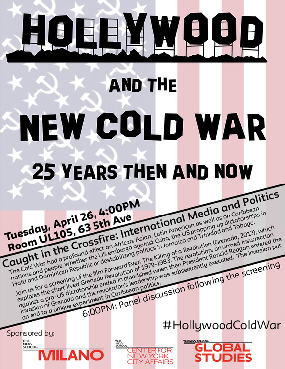 Hollywood in the New Cold War - Caught in the Crossfire: International Media and Politics