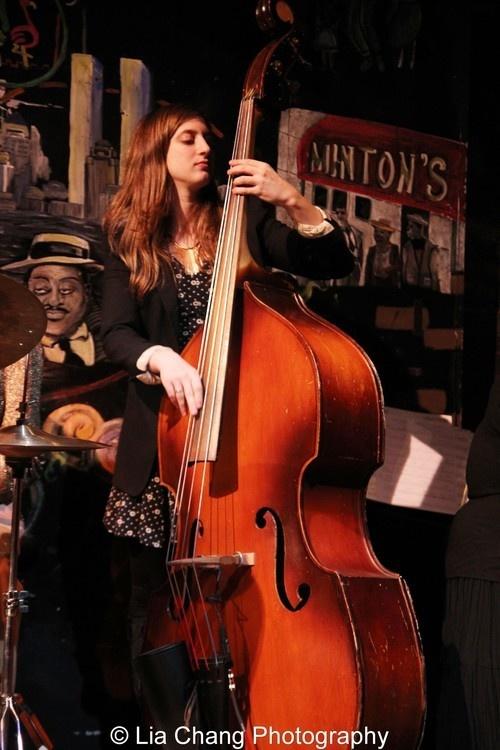 Adi Meyerson, bass   Spring '14 Ensemble & Recital Series   New School Jazz