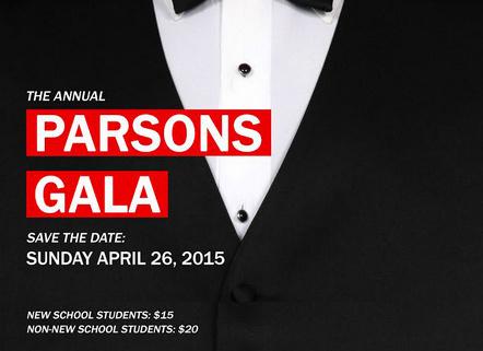 Parsons Gala - 2015