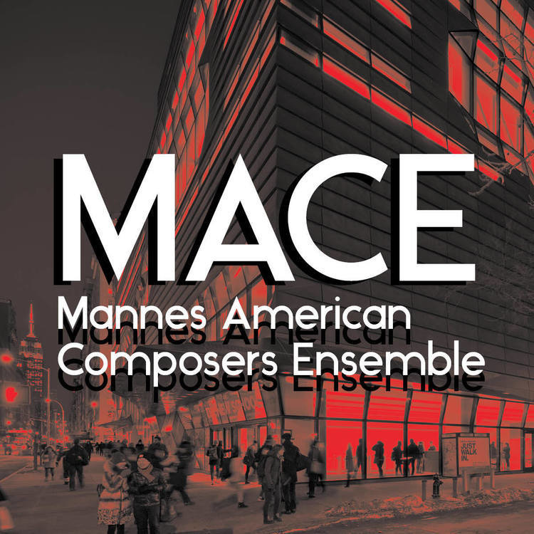 MACE (Mannes American Composers Ensemble) with David Fulmer, conductor