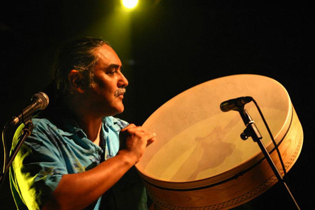 Rhythm Is My Guide: Glen Velez In Concert   Original Music and Standards Re-Imagined for Drum and Voice