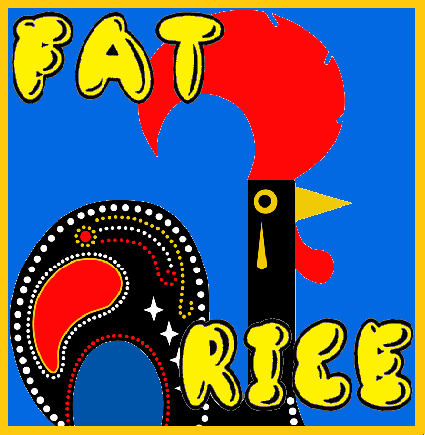 Fat Rice logo