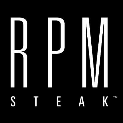 RPM Steak logo
