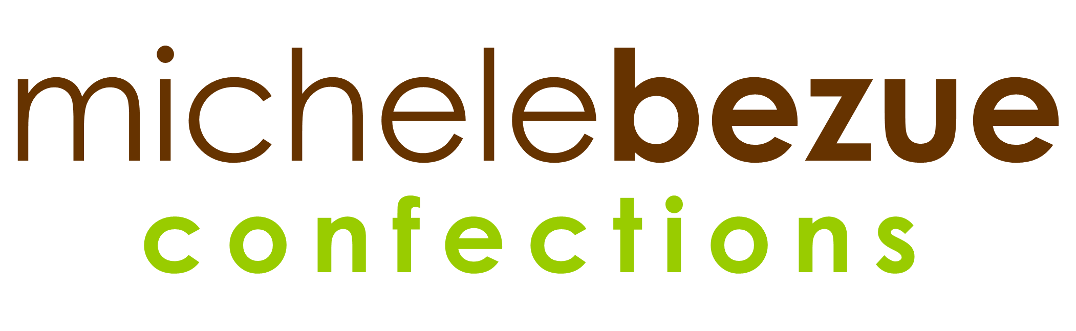 M Bezue Confections logo