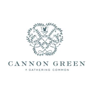 Cannon Green logo