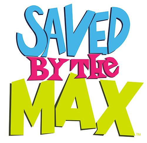 Saved By The Max logo