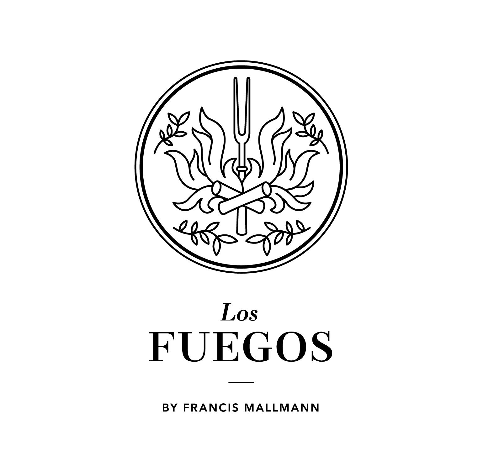 Los Fuegos by Francis Mallmann logo