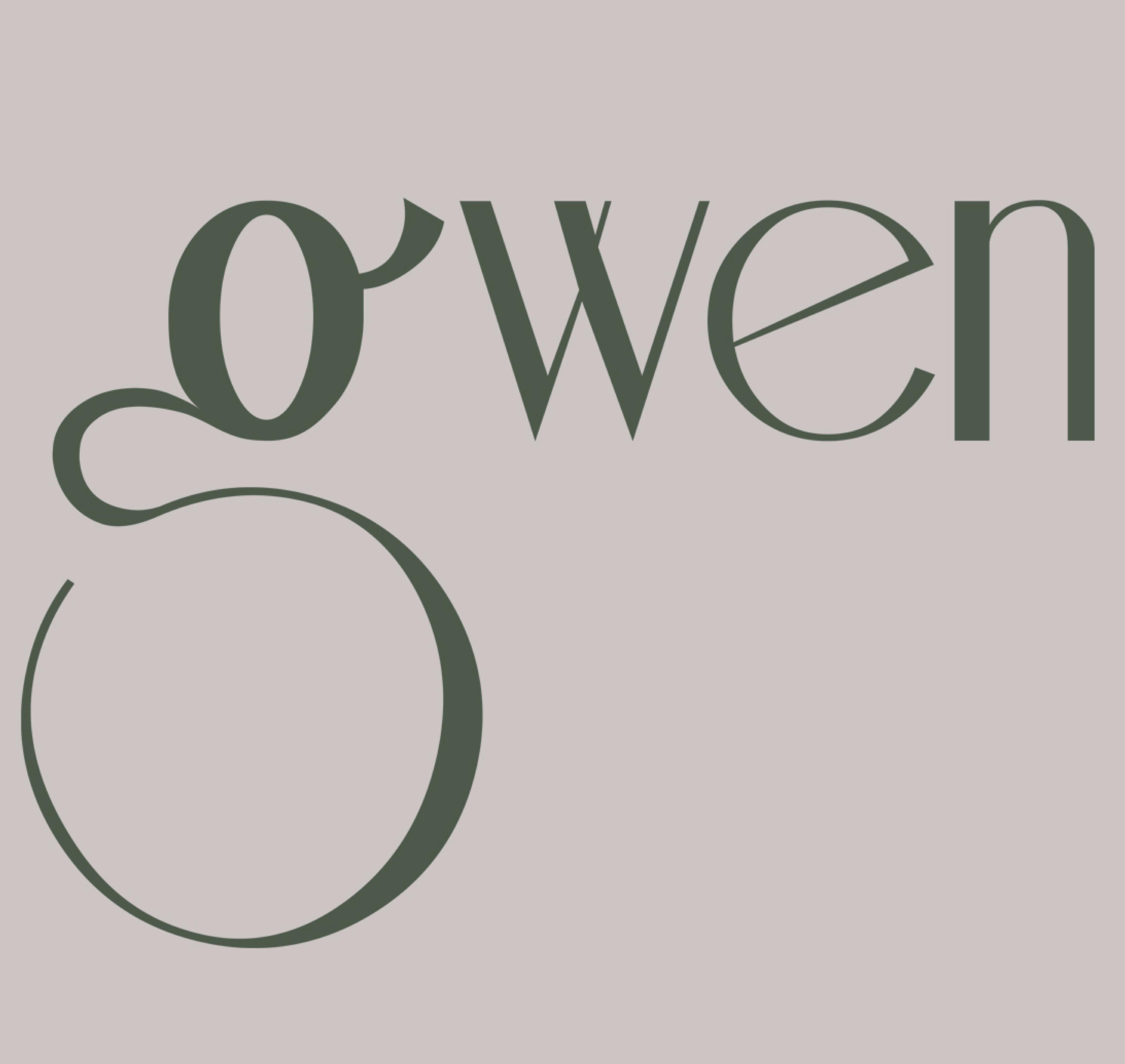 Gwen Specialty Butcher Shop and Restaurant logo