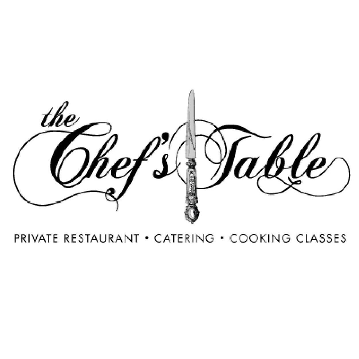 The Chef's Table logo