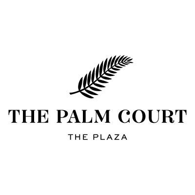 The Palm Court at The Plaza Hotel logo