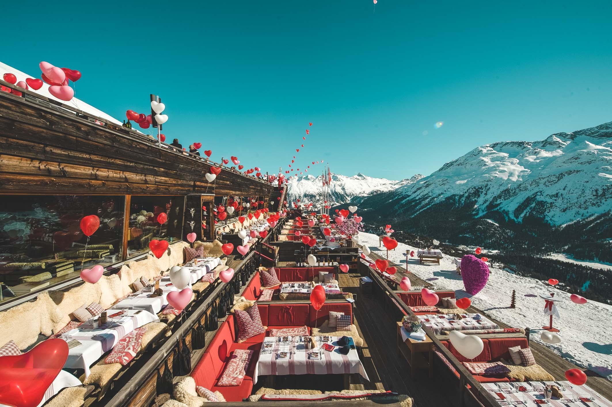 El Paradiso Mountain Club St Moritz Ch Tock