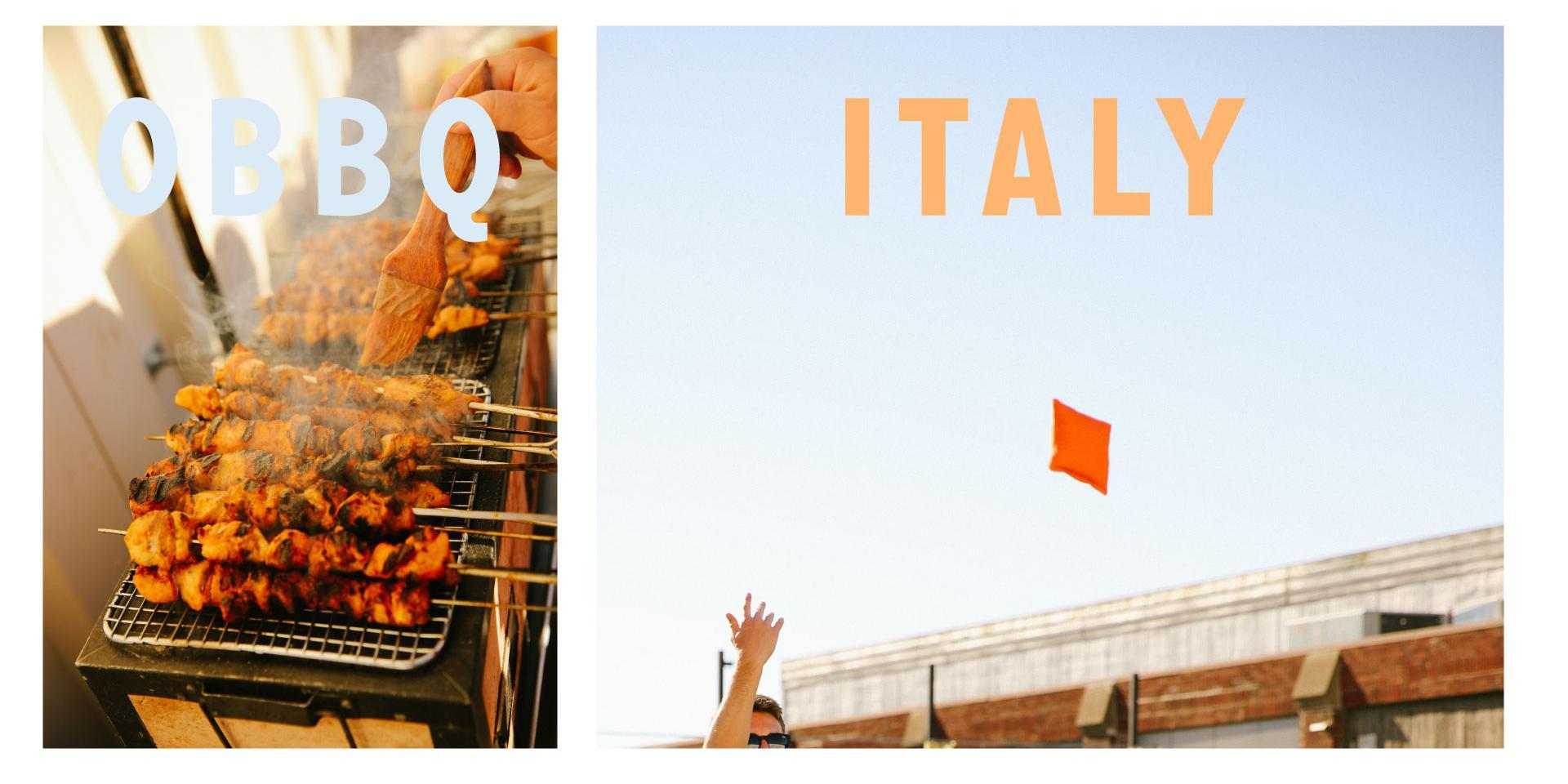 OBBQ - Ophira Backyard Barbecue - ITALY - Radio Social