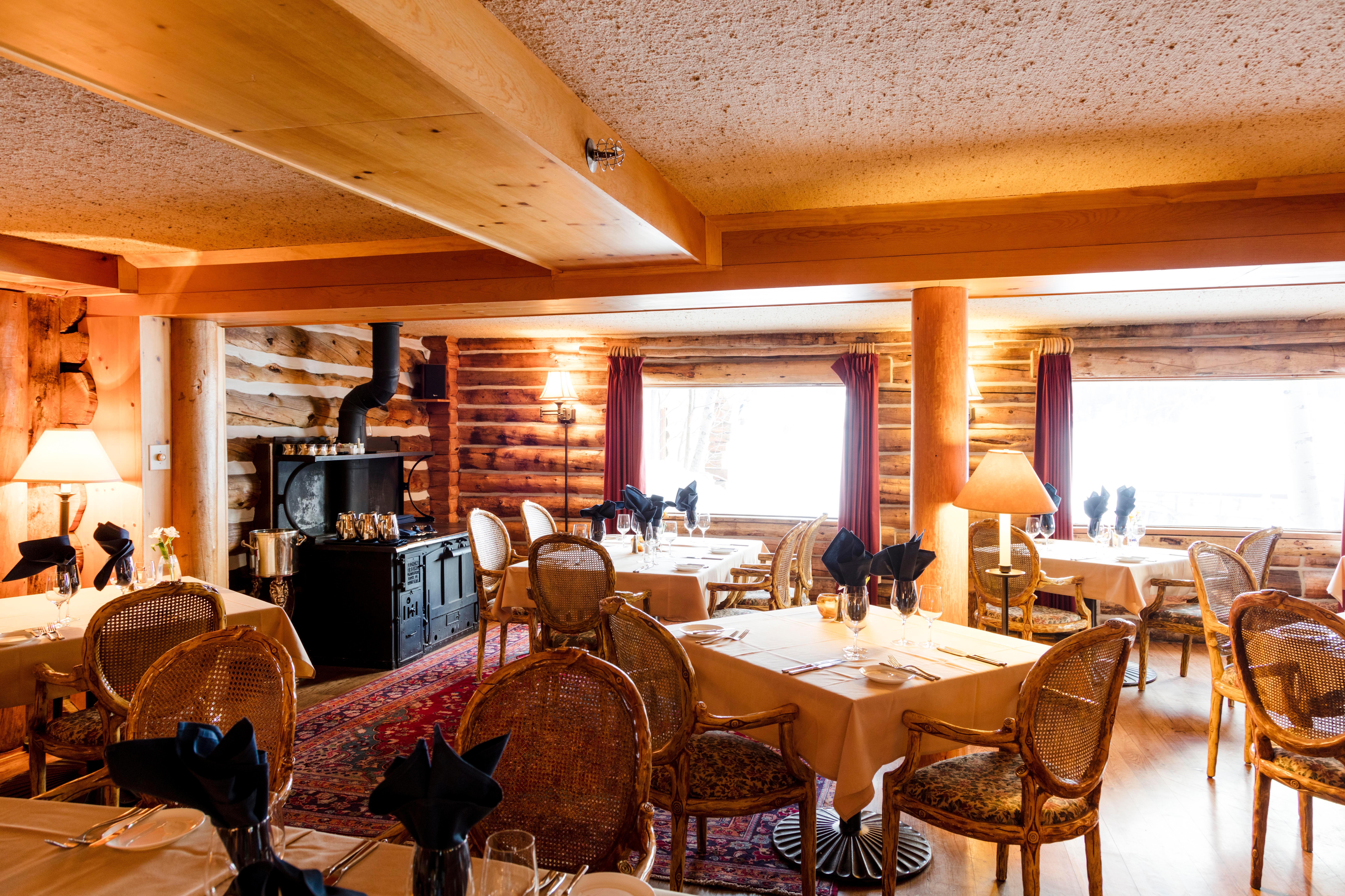 Keystone Ranch Restaurant Keystone Co Tock
