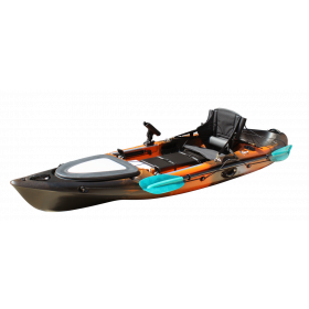 Kayak RTM Fishing Abaco 360 Luxe Fishing frontal