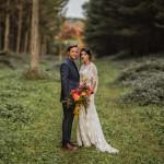 Real Wedding: Carly & Scott