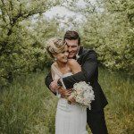 Real Wedding: Fiona & Chris – Photography by Danelle Bohane