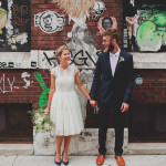 Real Wedding: Caroline & Michael - Photography by Anna Zajac
