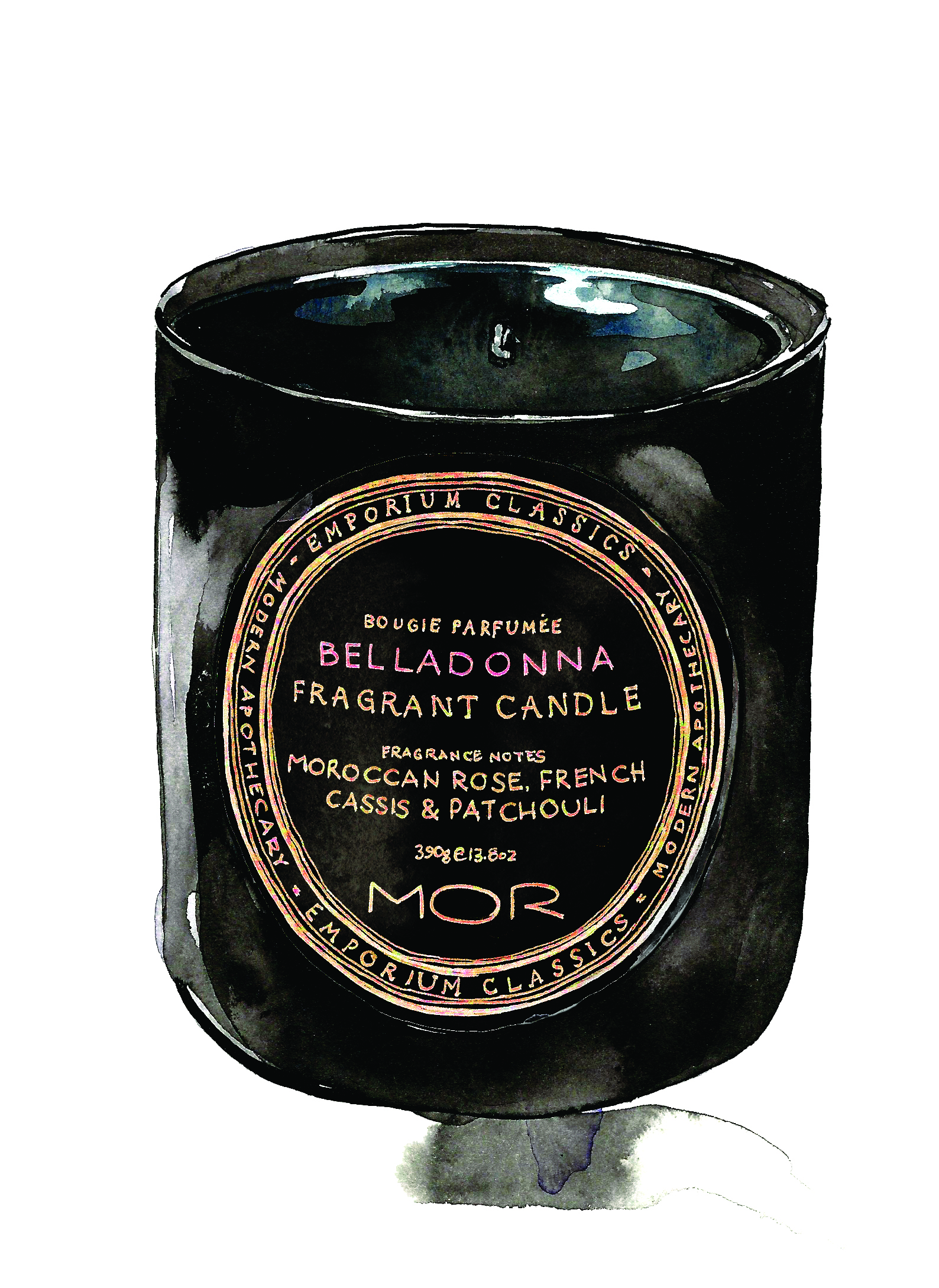 Candle Cire MOR