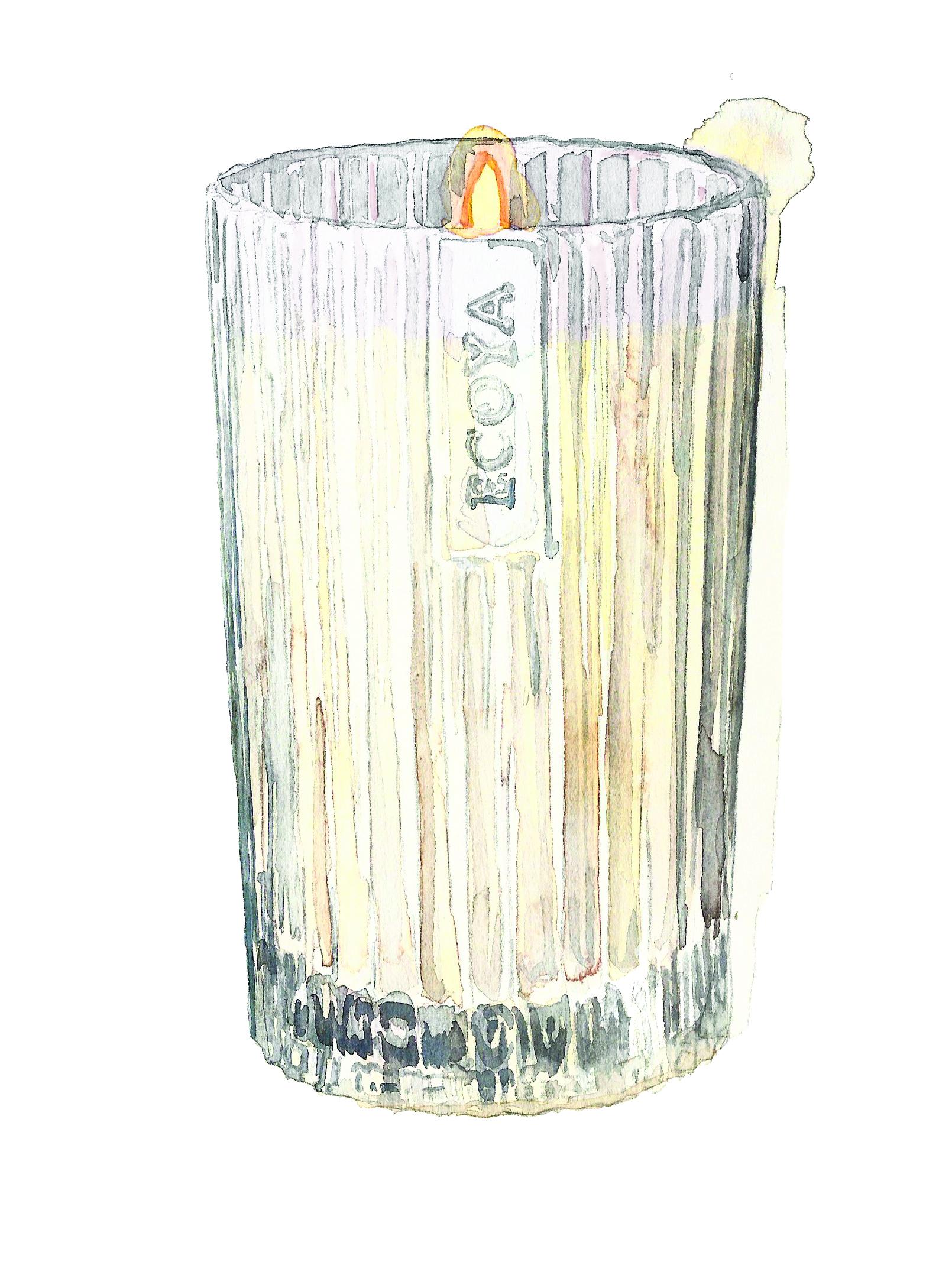 Candle Ecoya