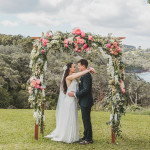 Real Wedding: Holly & Anthony – Photography by Coralee Stone
