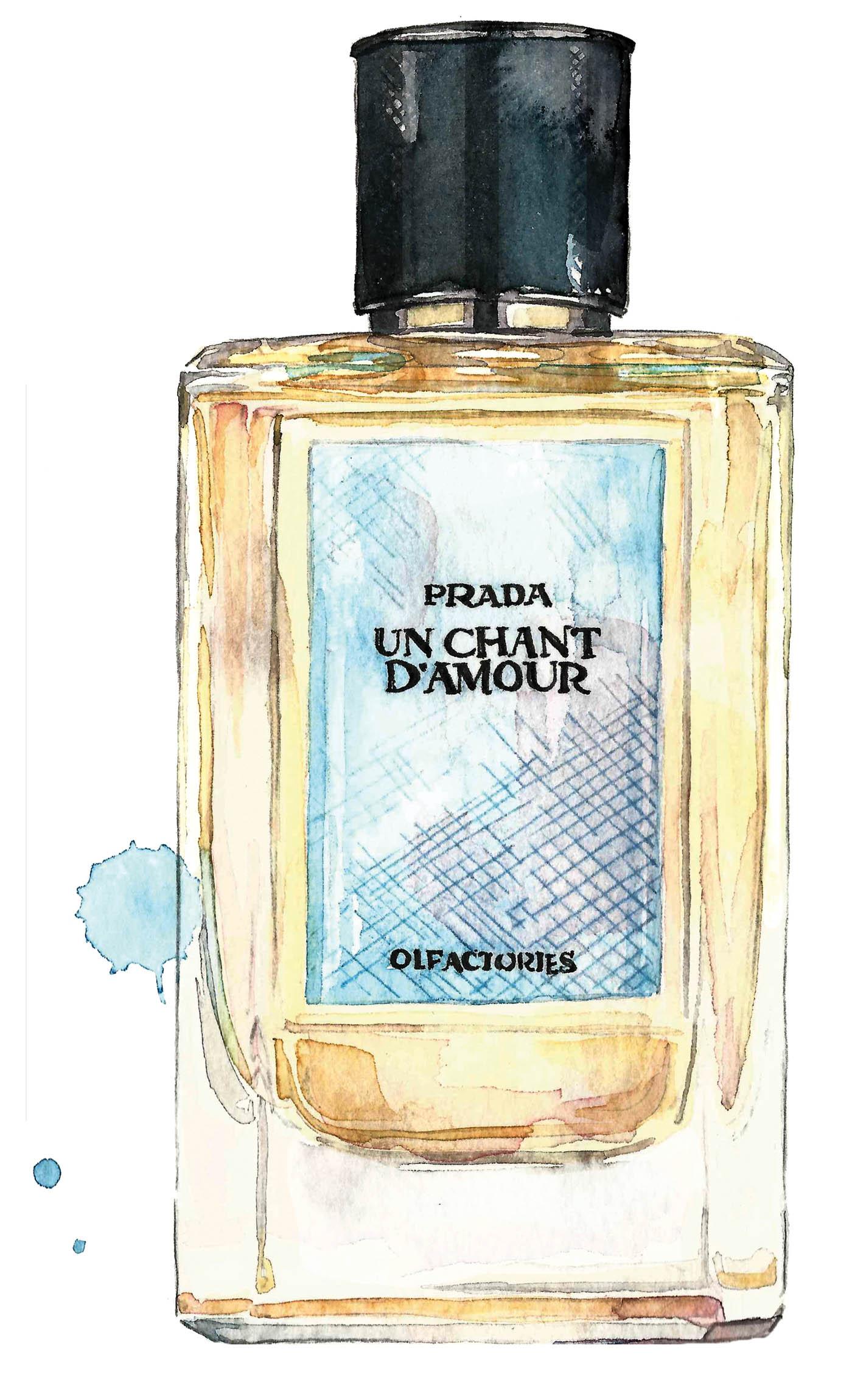 Fragrance Of The Week Prada Olfactories Un Chant Damour